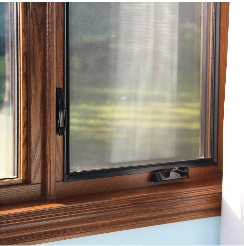 Fenêtres Hybride Bois Aluminium Battant - Fenco - Portes & Fenêtres